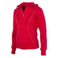hooded-sweat-full-zip-ladies-bright-red