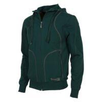 hooded-sweat-full-zip-unisex-bottle-green