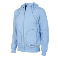 hooded-sweat-full-zip-unisex-sky-blue